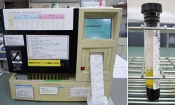 全自動血液凝固測定装置(Sysmex CA530)