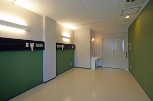 №25 4F 病室  (2床)